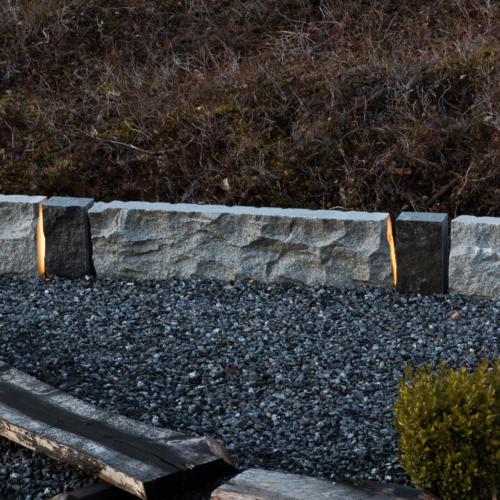 Lähikuva kivielementistä | Valokuva: Fotokata